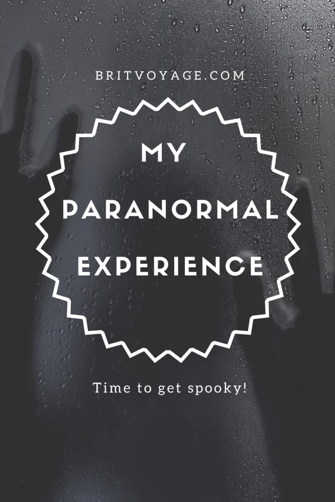 Paranormal experience Pinnable image
