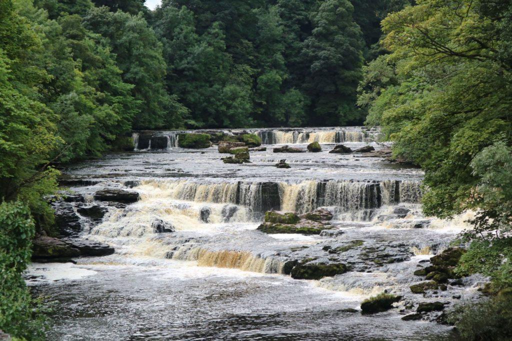 Aysgarth Bottom Falls