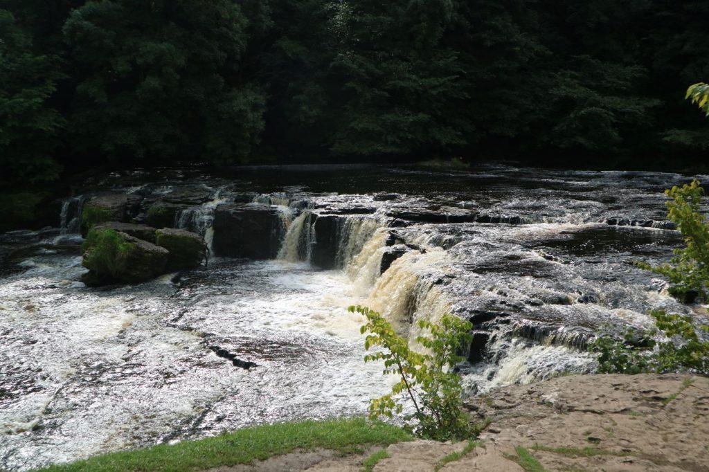 Aysgarth Top Falls
