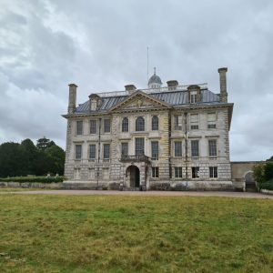 Kingston Lacy building
