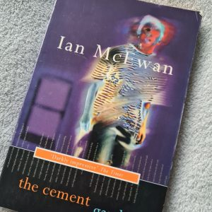 Cover of paperback The Cement Garden book