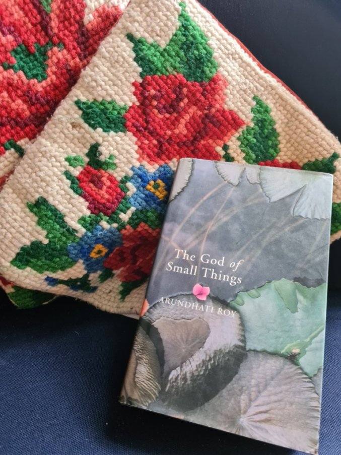 The God of Small Things front cover