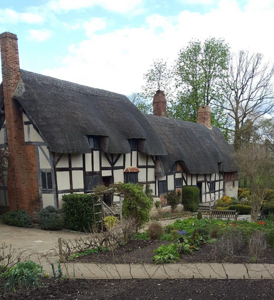 Ann Hathaway's Cottage in Stratford Upon Avon